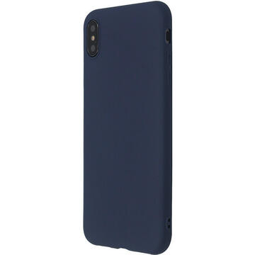 Husa Just Must Husa Silicon Candy iPhone XS Max Navy