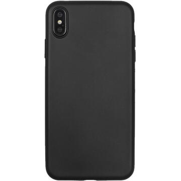 Husa Just Must Husa Silicon Lanker iPhone XS / X Black