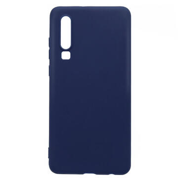 Husa Just Must Husa Silicon Candy Huawei P30 Navy