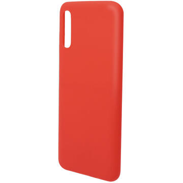 Husa Just Must Husa Silicon Candy Samsung Galaxy A70 Red
