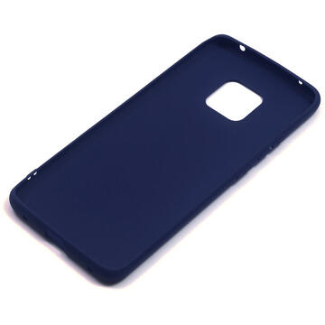 Husa Just Must Husa Silicon Candy Huawei Mate 20 Pro Navy