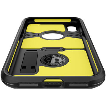 Husa Spigen Husa Case Tough Armor XP iPhone XS / X Black (antishock)
