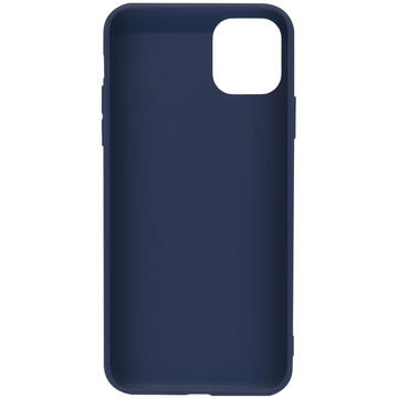 Husa Just Must Husa Silicon Candy iPhone 11 Pro Max Navy