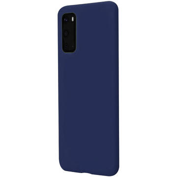 Husa Just Must Husa Silicon Candy Samsung Galaxy S20 Plus Navy
