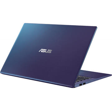 "Notebook Asus VivoBook 15 X512JP-EJ180 15.6"" FHD i5-1035G1 8GB 512GB SSD GeForce MX330 2GB Peacock Blue"