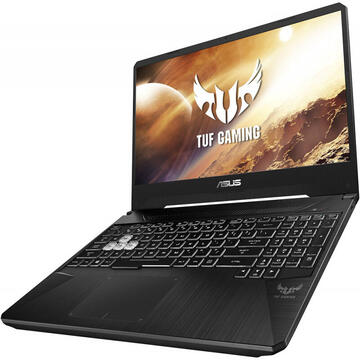"Notebook Asus TUF FX505GT-BQ023 15.6"" i5-9300H 8GB 512GB GTX 1650 4GB NO OS Black"