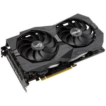 Placa video ASUS ROG GTX1660S-6G-GAMING NVIDIA GeForce GTX 1660 SUPER 6 GB GDDR6