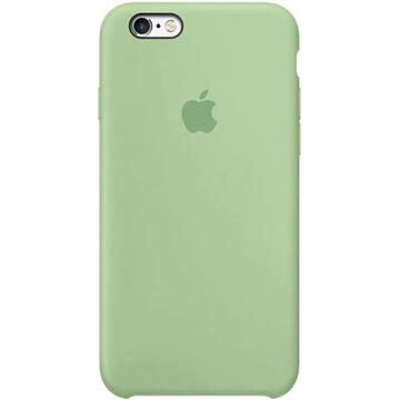 Husa Husa Capac Spate Silicon Mint Verde APPLE iPhone 6s Plus