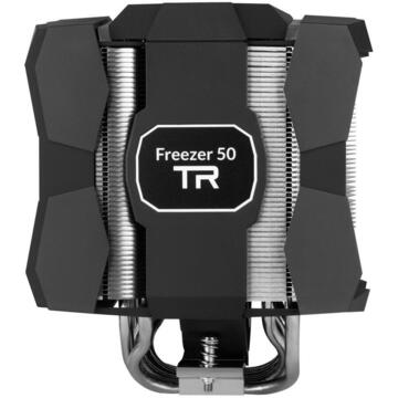 Arctic Cooling ARCTIC Freezer 50 TR - Dual Tower CPU Cooler for AMD Ryzen Threadripper with A-RGB