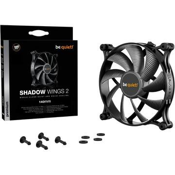be quiet! Shadow Wings 2 | 140mm