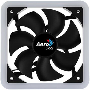 Aerocool Edge 14 Computer case Cooler 14 cm Black