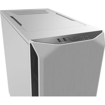Carcasa be quiet!PURE BASE 500, Tower Case(White)