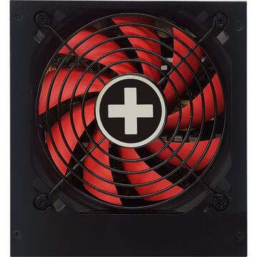 Sursa Xilence Performance A + III 650W PC power supply (black / red, 2x PCIe)