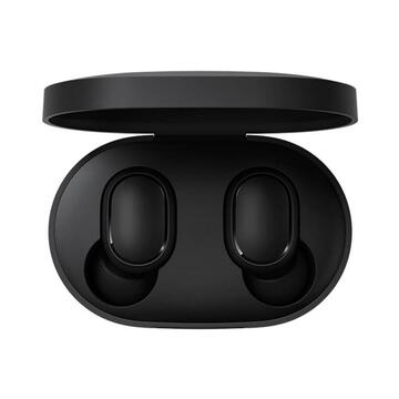 Xiaomi Mi True Wireless Earbuds Basic S tip In-Ear, Negru