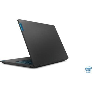 "Notebook Lenovo IdeaPad L340 Gaming Black Notebook 39.6 cm (15.6"") 1920 x 1080 pixels 9th gen Intel® Core™ i7 8 GB DDR4-SDRAM 256 GB SSD NVIDIA GeForce GTX 1650 Wi-Fi 5 (802.11ac)"