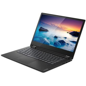 "Notebook Lenovo IdeaPad C340 Hybrid (2-in-1) Black 35.6 cm (14"") 1920 x 1080 pixels Touchscreen 10th gen Intel® Core™ i7 8 GB DDR4-SDRAM 512 GB SSD NVIDIA GeForce MX230 Wi-Fi 5 (802.11ac) Windows 10 Home"