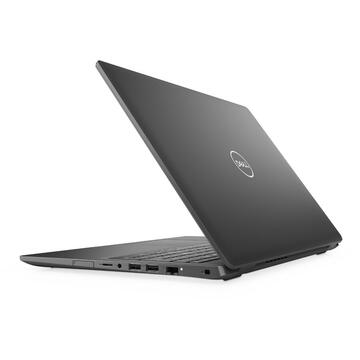 "Notebook DELL Latitude 3510 Notebook Black 39.6 cm (15.6"") 1920 x 1080 pixels 10th gen Intel® Core™ i5 8 GB DDR4-SDRAM 256 GB SSD Wi-Fi 6 (802.11ax) Windows 10 Pro"