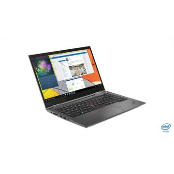 "Notebook Lenovo ThinkPad X1 Yoga Hybrid (2-in-1) Grey 35.6 cm (14"") 3840 x 2160 pixels Touchscreen 8th gen Intel® Core™ i7 16 GB LPDDR3-SDRAM 1000 GB SSD Wi-Fi 5 (802.11ac) Windows 10 Pro"