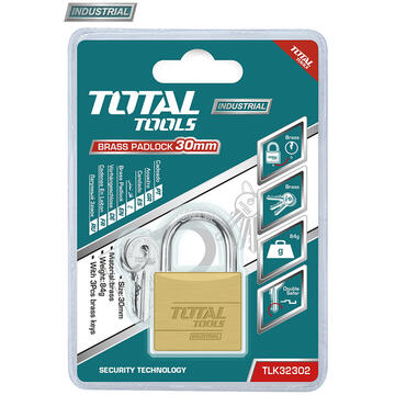 TOTAL Lacat - 30mm - 84g (INDUSTRIAL)