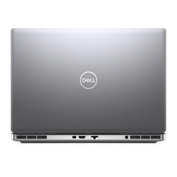 "Notebook DELL Precision 7550 Mobile workstation Black, Grey 39.6 cm (15.6"") 1920 x 1080 pixels 10th gen Intel® Core™ i7 32 GB DDR4-SDRAM 1000 GB SSD NVIDIA Quadro T2000 Wi-Fi 6 (802.11ax) Windows 10 Pro"