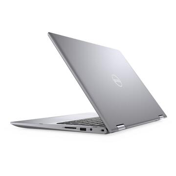 "Notebook DELL Inspiron 5400 Hybrid (2-in-1) Black, Grey, Titanium 35.6 cm (14"") 1920 x 1080 pixels Touchscreen 10th gen Intel® Core™ i5 8 GB DDR4-SDRAM 512 GB SSD Wi-Fi 5 (802.11ac) Windows 10 Home"