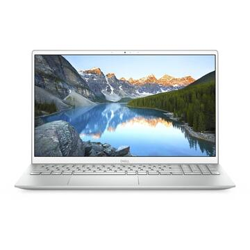 "Notebook DELL Inspiron 5501 Notebook Silver 39.6 cm (15.6"") 1920 x 1080 pixels 10th gen Intel® Core™ i7 16 GB DDR4-SDRAM 512 GB SSD NVIDIA GeForce MX330 Windows 10 Home"