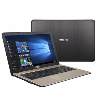 "Notebook Asus X541SA-DM690 15.6"" FHD Pentium Quad Core N3710 4GB 1TB Endless OS"