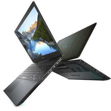 "Notebook DELL G5 5500 Notebook Black 39.6 cm (15.6"") 1920 x 1080 pixels 10th gen Intel® Core™ i7 16 GB DDR4-SDRAM 1000 GB SSD RTX 2070 Windows 10"