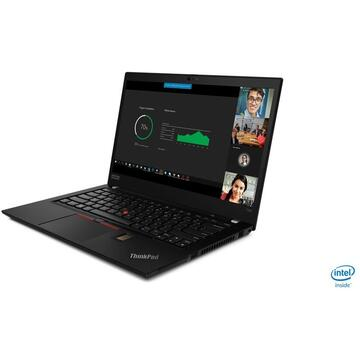 Notebook Lenovo T490 i5-8265U 14.0 FHD/16/512GB/INT/ePF/W10P