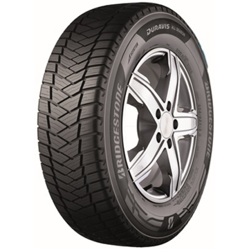 Anvelopa BRIDGESTONE 235/65R16C 115/113R DURAVIS ALL SEASON 8PR MS 3PMSF (E-8.7)