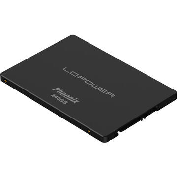 SSD LC-Power LC Power Phoenix Series - Solid-State-Disk - 240 GB - SATA 6Gb/s