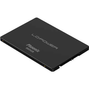 SSD LC-Power LC Power Phoenix Series - Solid-State-Disk - 960 GB - SATA 6Gb/s