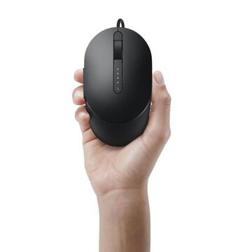 Mouse Dell DL MOUSE Laser Wired MS3220 BK