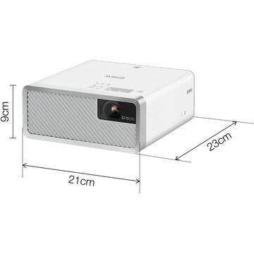 Videoproiector PROJECTOR EPSON EF-100W ANDROID TV EDITI
