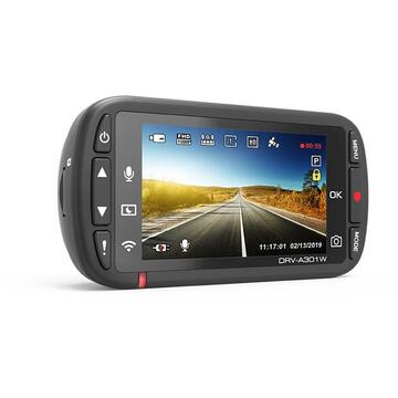 Camera video auto Driving recorder Kenwood DRV-A301W - GPS/WiFi