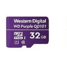 Card memorie Western Digital WD Purple SC QD101 memory card 32 GB MicroSDHC Class 10