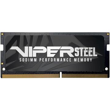 Memorie laptop Patriot Memory Viper Steel DDR4 16GB 3000MHz memory module