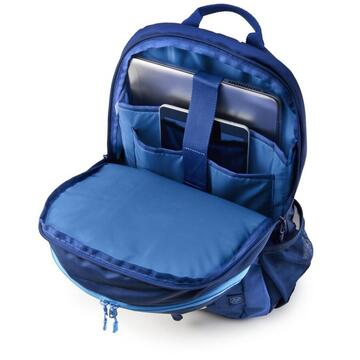 Rucsac HP 15.6 Active Backpack Navy Blue/Yellow