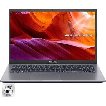 "Notebook Laptop ASUS X545FA cu procesor Intel® Core™ i3-10110U pana la 4.1GHz, 15.6"" Full HD, 4GB, 1TB HDD, Intel® UHD Graphics, Free DOS, Slate Grey"