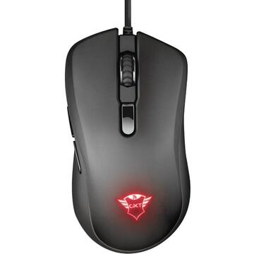 Mouse Trust GXT 930 Jacx mouse USB Type-A Optical 6400 DPI Right-hand
