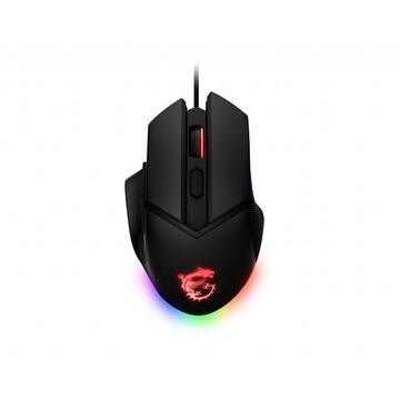 Mouse MSI CLUTCH GM20 ELITE mouse USB Type-A Optical 6400 DPI Right-hand