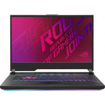 "Notebook Asus ROG Strix G15 i7-10750H 15.6"" FHD 16GB 512GB M.2 NVMe PCIe 3.0 SSD GeForce RTX 2070 NO OS Electro Punk"
