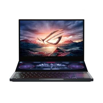 Notebook Asus AS 15 I7-10875H 32G 1T 2080S-8 UHD W10