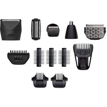 Aparat de tuns corporal BaByliss MT890E hair trimmers/clipper Black,Blue