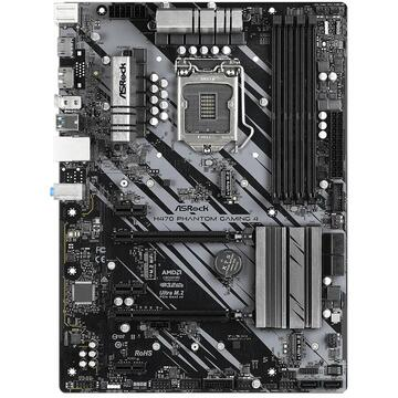 Placa de baza Motherboard Asrock H470 Phantom Gaming 4 LGA 1200 ATX Intel H470