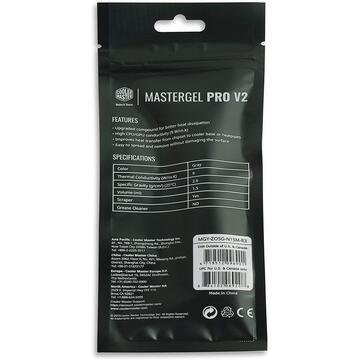 "PASTA SILICONICA COOLER MASTER 1.5ml ""MasterGel Pro V2"" ""MGY-ZOSG-N15M-R2"""