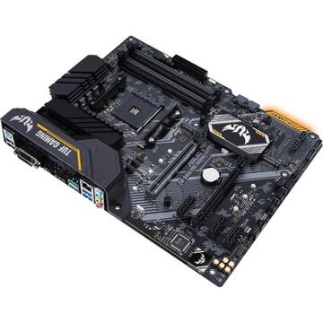 Placa de baza Asus TUF GAMING B450M-PRO S II - Socket AM4