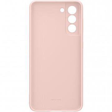 Husa Samsung S21  Silicone Cover Pink
