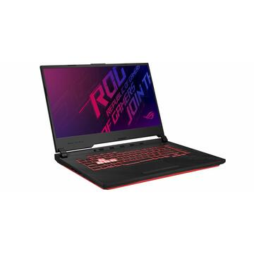 Notebook Asus AS 15 i7-10870H 8 512 1650Ti FHD DOS