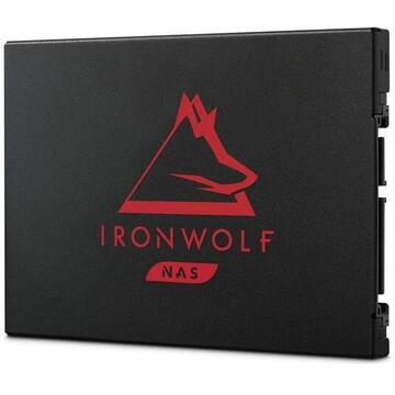 SSD Seagate IronWolf 510  500 GB SATA 3 3D TLC